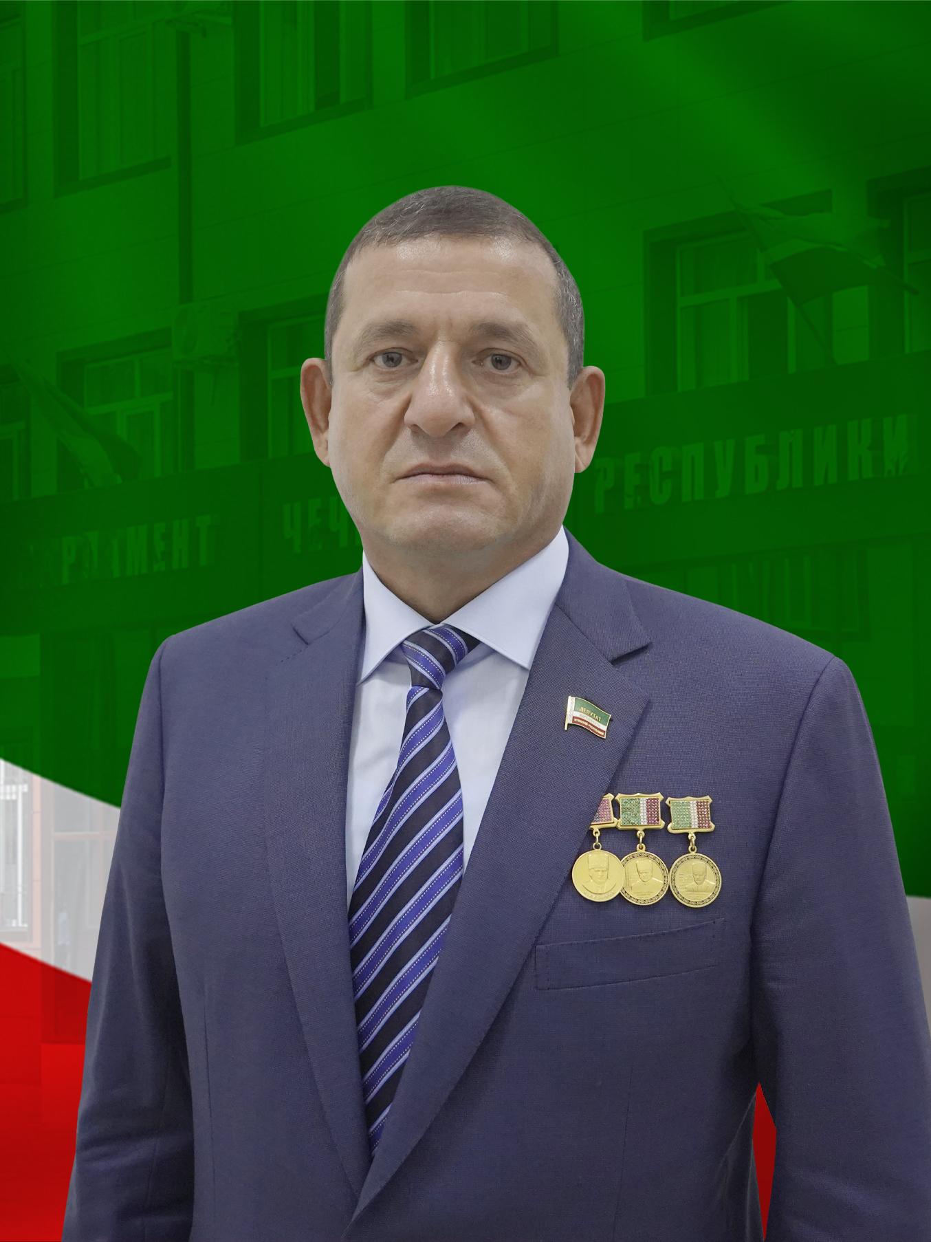 Закриев Салман Соипович