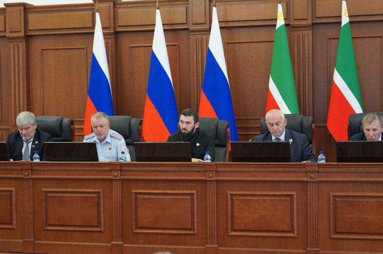 Состоялось 121 заседание Парламента ЧР