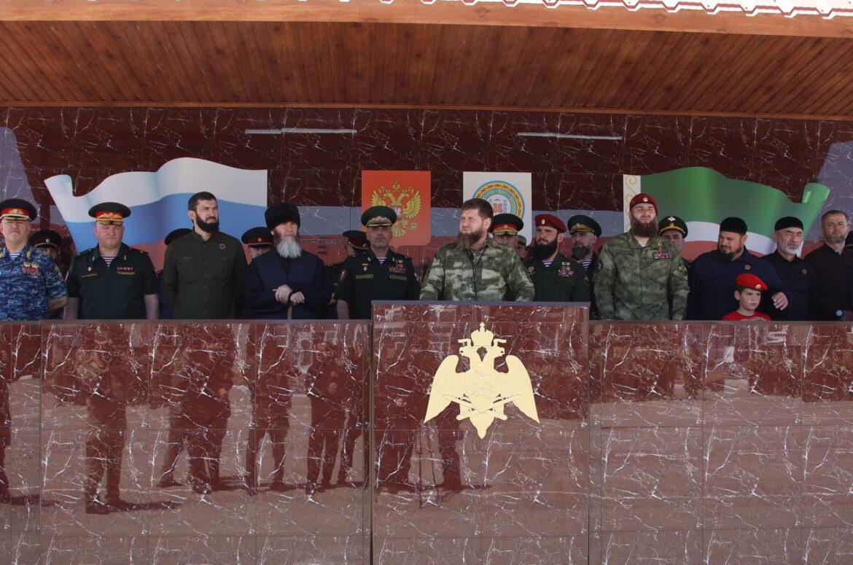 Специальный батальон «Юг» отметил свое 15-летие
