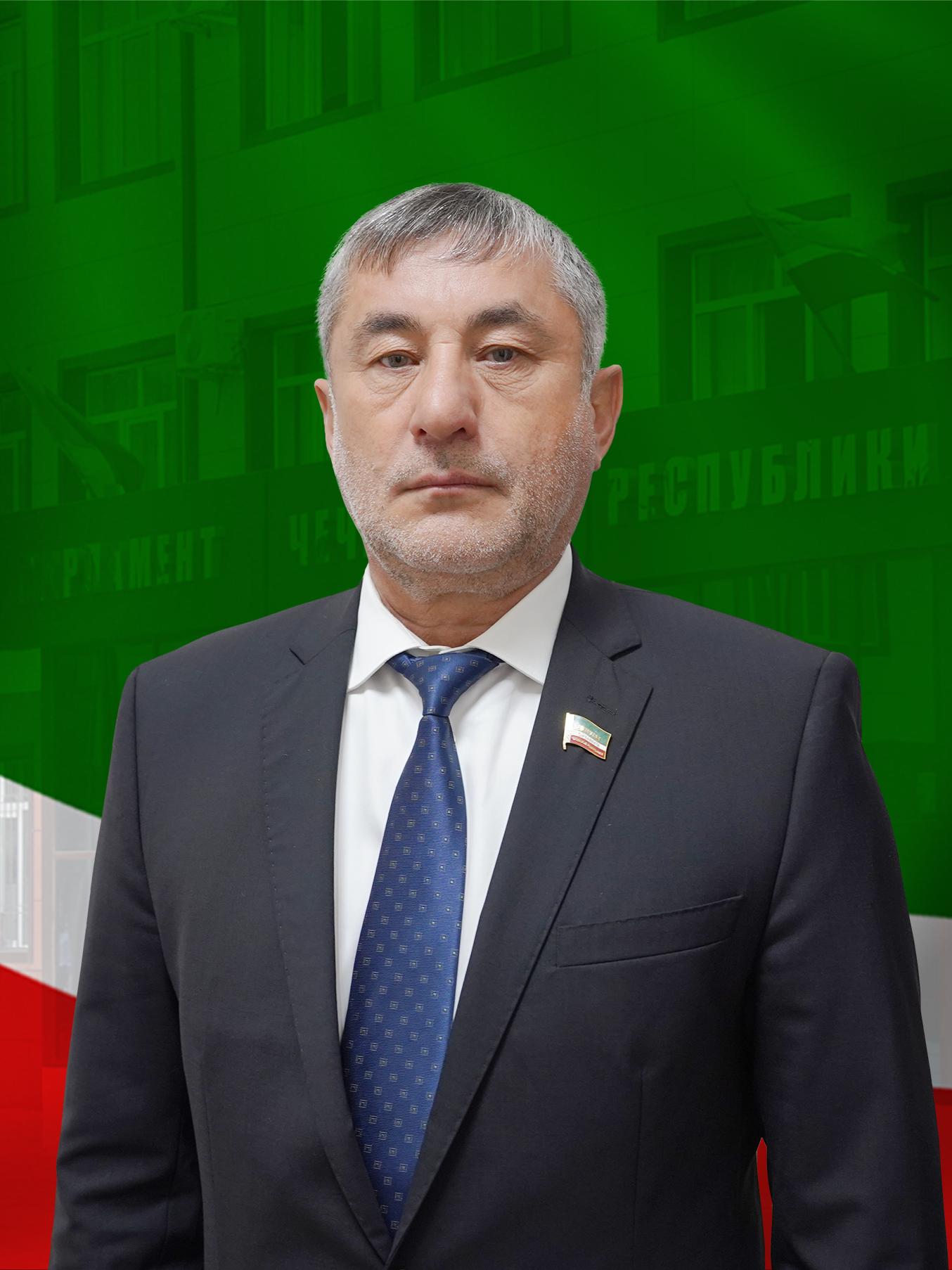 Юсупов Саид Нажедиевич
