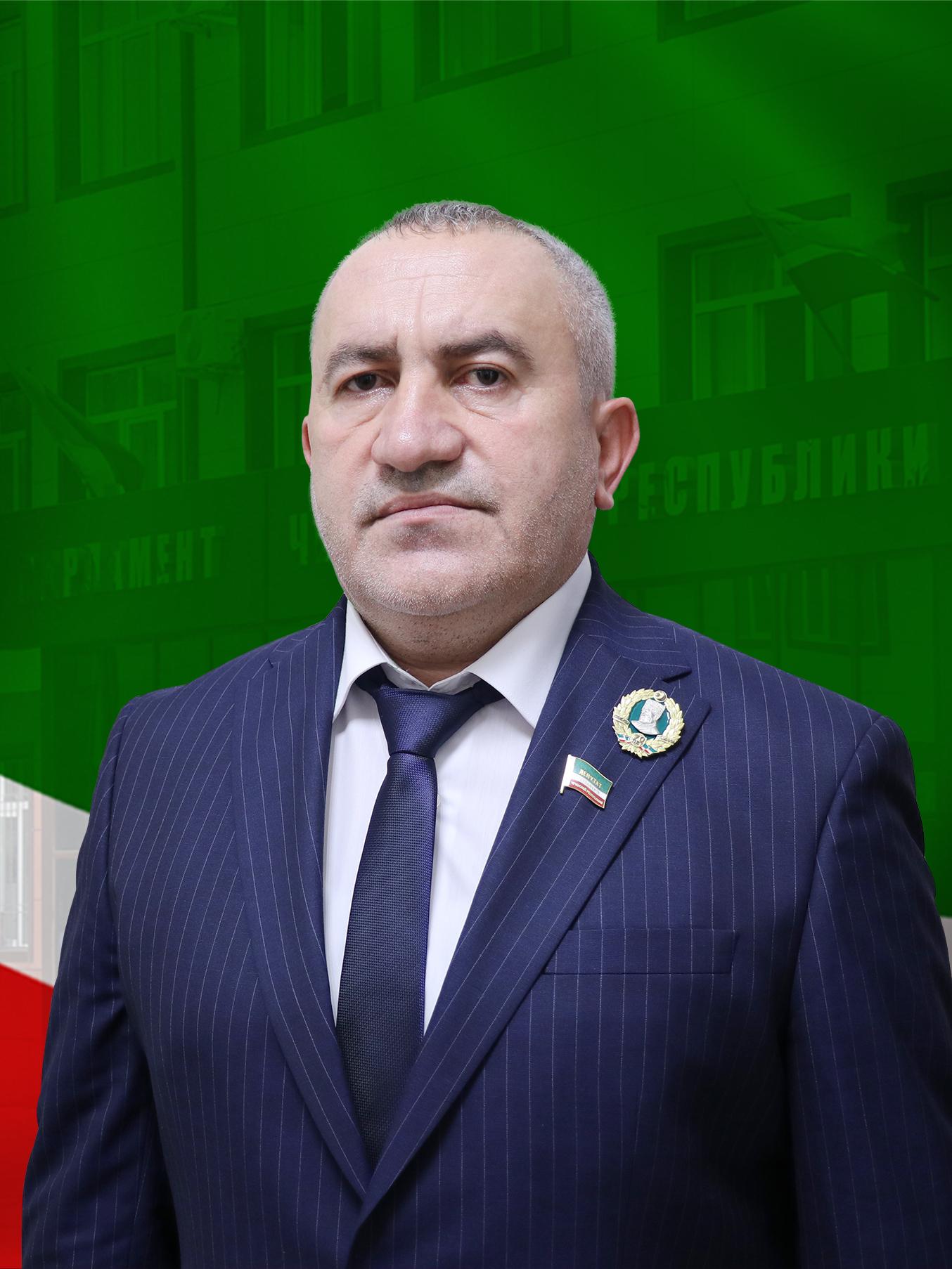 Цабаев Ризван Мурадинович