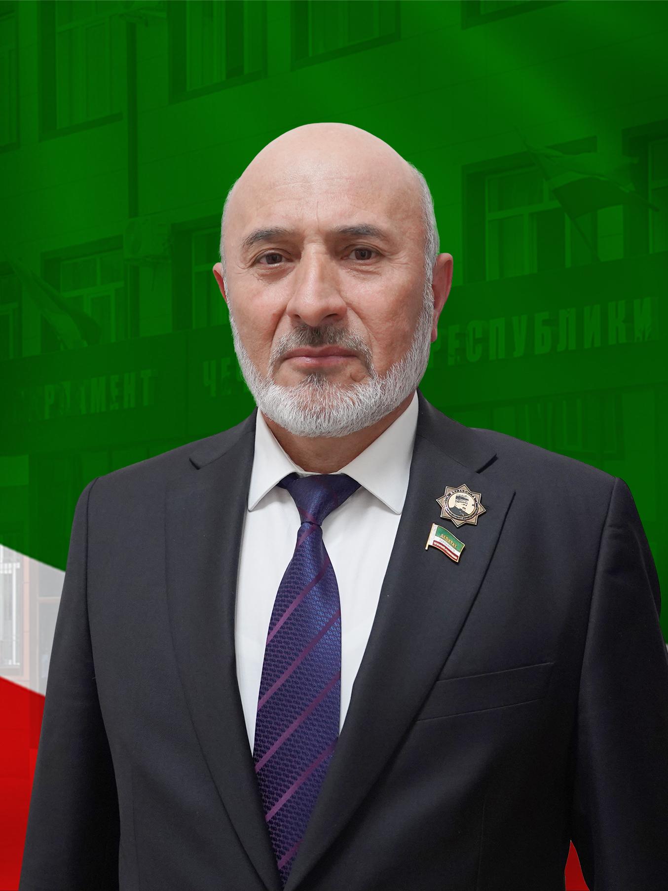 Демилханов Сулумбек Сайтарбиевич