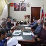 Аднан Нагаев провел заседание комитета