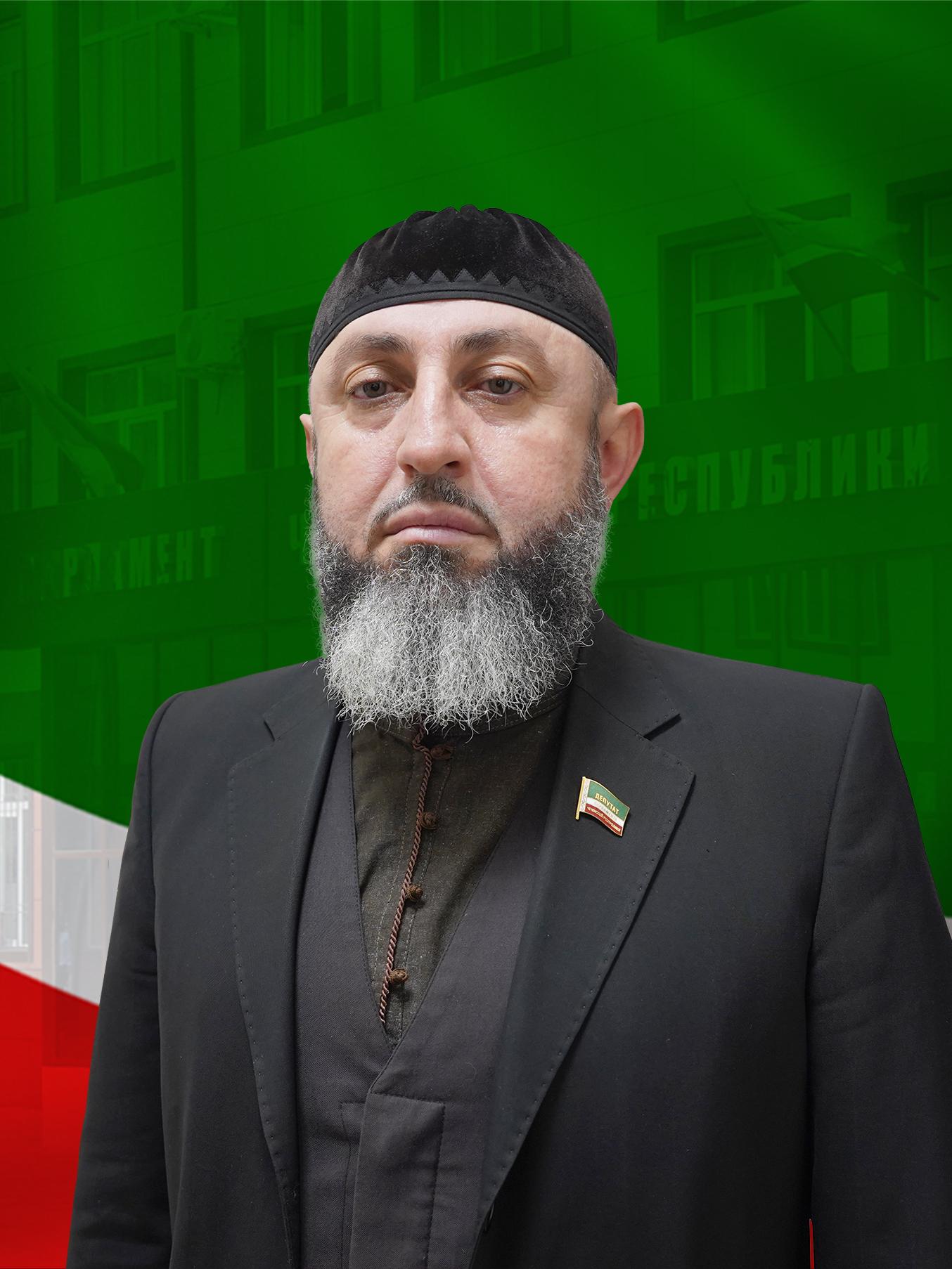 Джафаров Арби Нурдинович