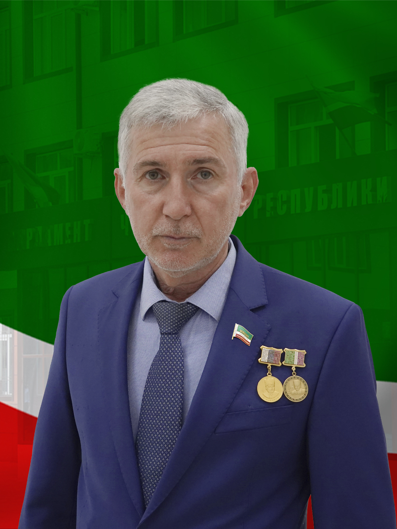 Ельсаев Аламахад Абдул-Хамидович