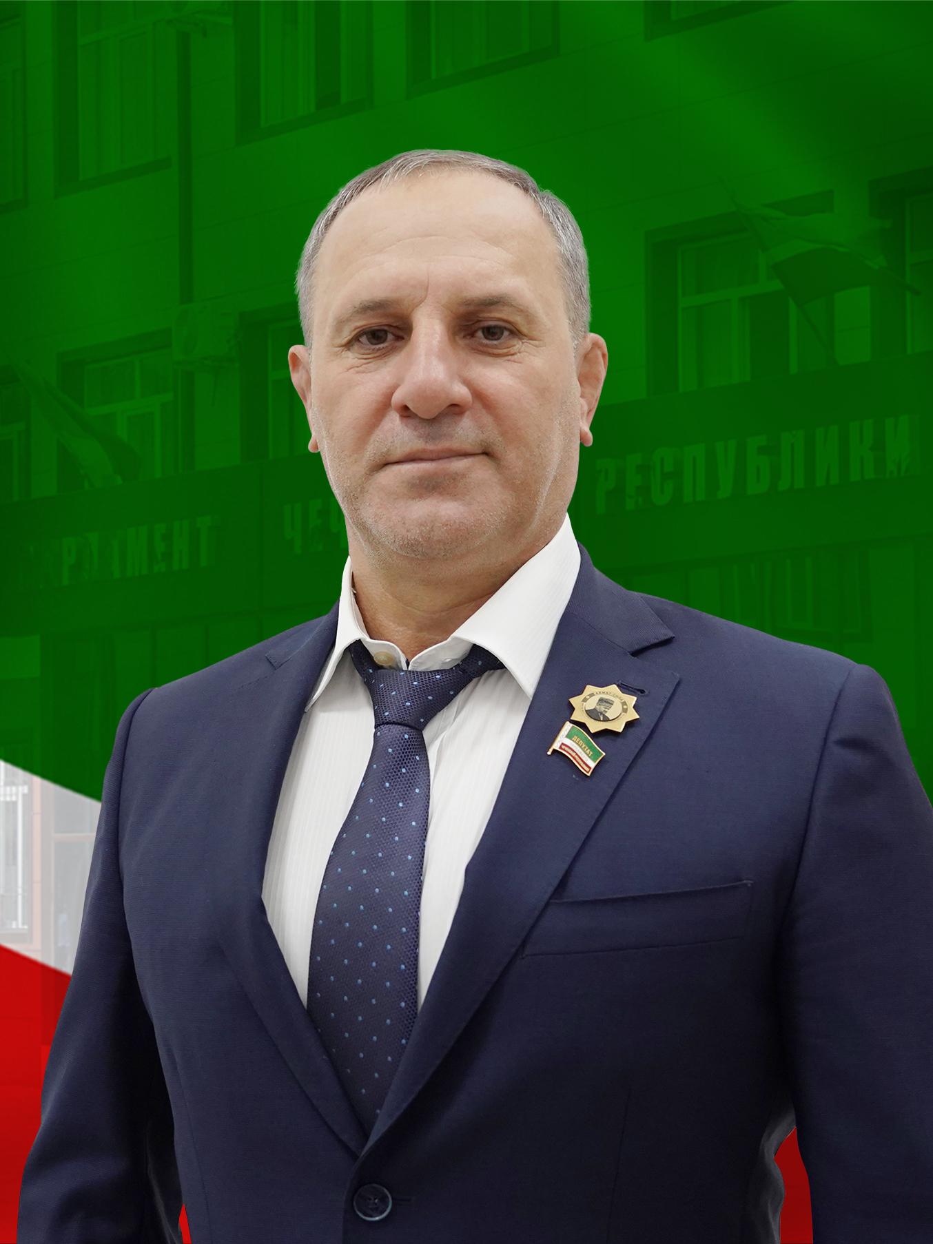 Ханариков Муса Абдул-Вахидович