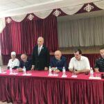 Депутаты парламента провели встречу с жителями с. Садовое