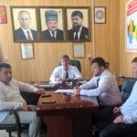 Депутаты провели прием граждан в селе Знаменское
