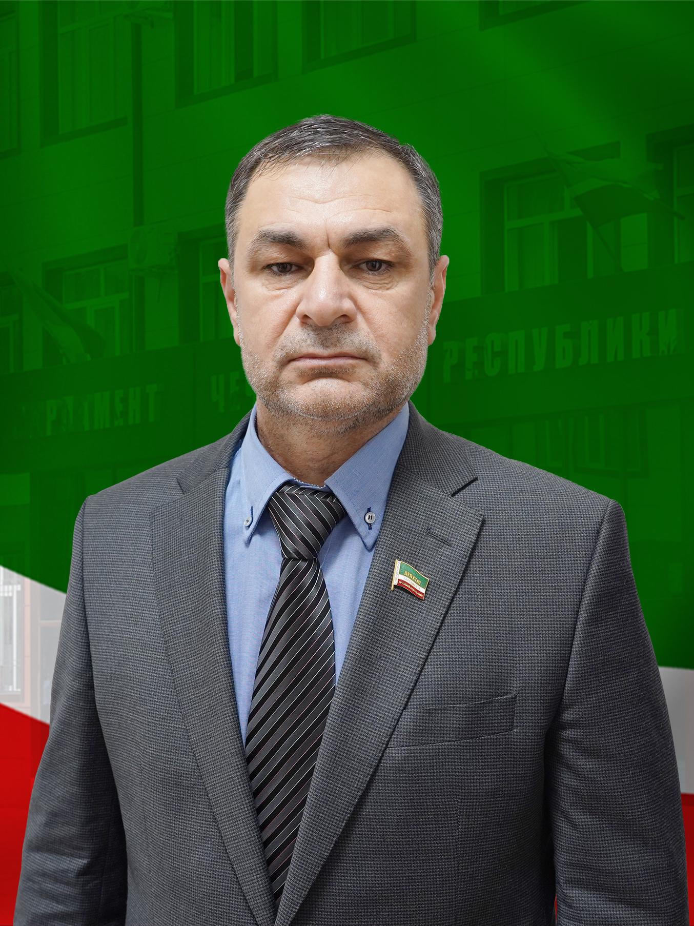 Махмутхажиев Имам-Али Вахаевич