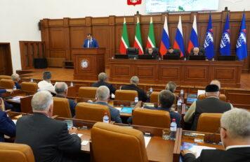 «Единая Россия» выдвинула кандидатов на выборы в Парламент ЧР и Грозненскую городскую Думу