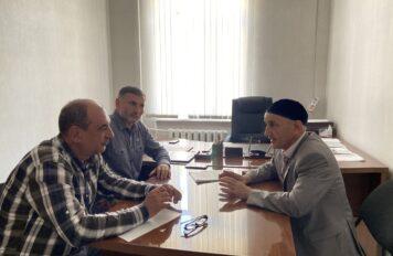 Депутаты рассмотрели обращение жителей внутригородского п. Алхан-чурт
