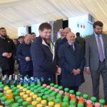 В двух районах республики запустили проект мелиорации