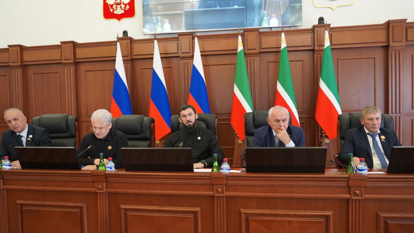 Парламент поддержал внесенные Главой ЧР кандидатуры на должности членов правительства
