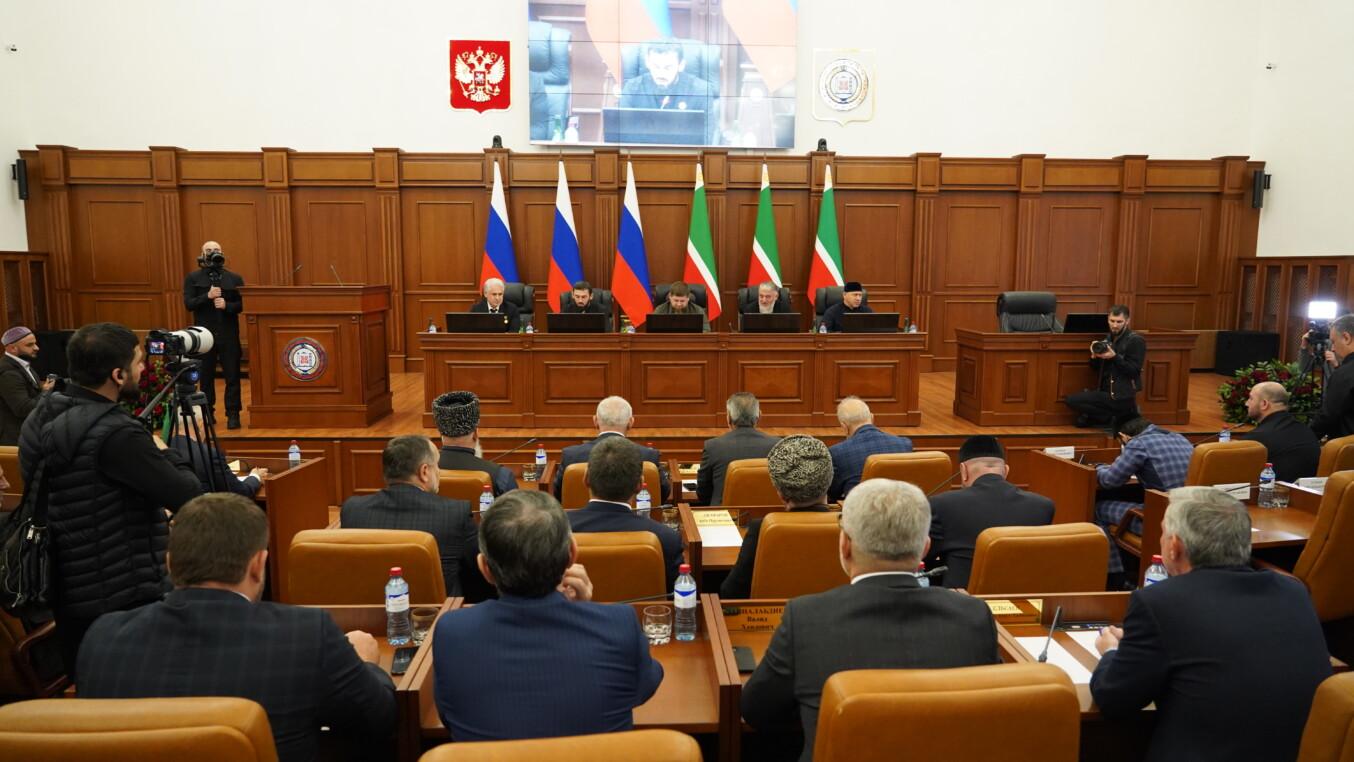 Депутаты дали согласие Главе республики на назначение Муслима Хучиева на должность Председателя Правительства